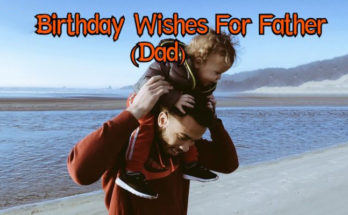 birthday wishes for farther, quotes