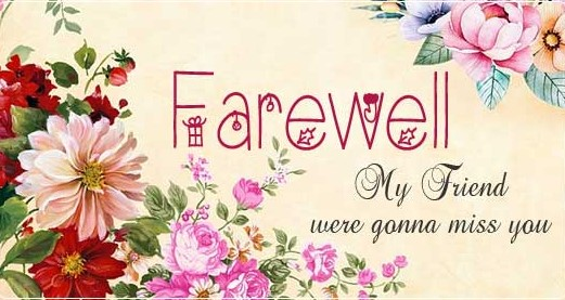 farewell wishes for friends