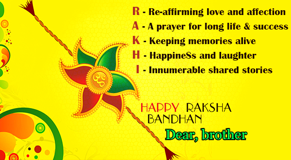 best raksha bandhan wishes