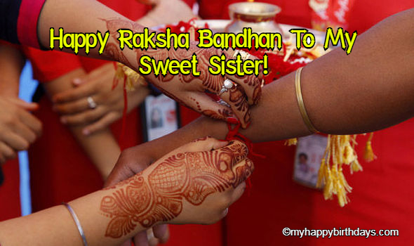 Happy Rakhi to all