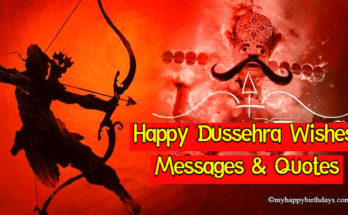 Dussehra wish