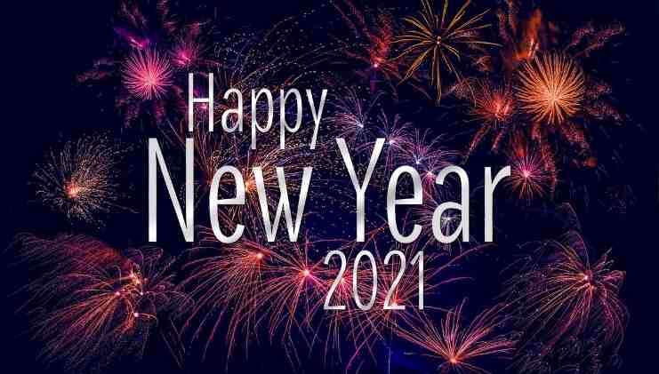 70+ Happy New Year Wishes For Friends And Family | Images 2021