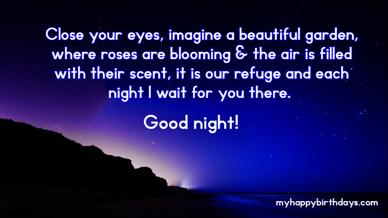 motivational Good Night Wishes Quotes