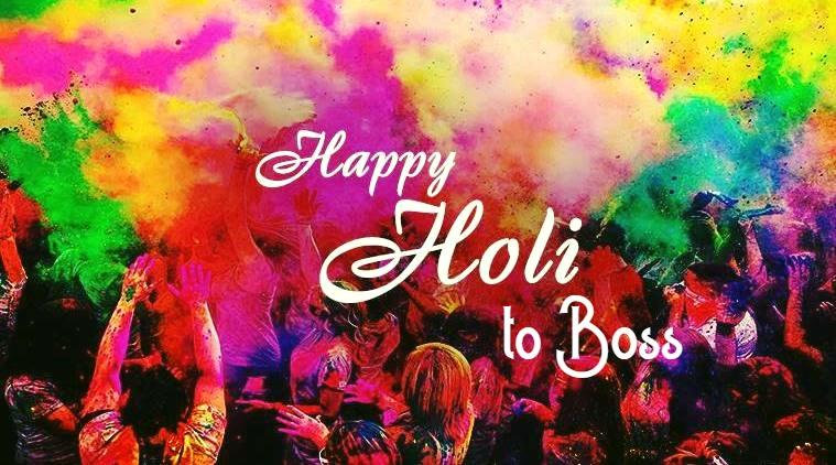 Holi message 1