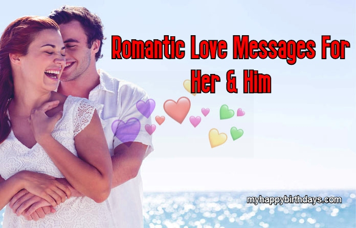 Touching love messages for her