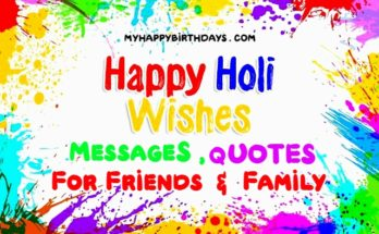 best holi wishes