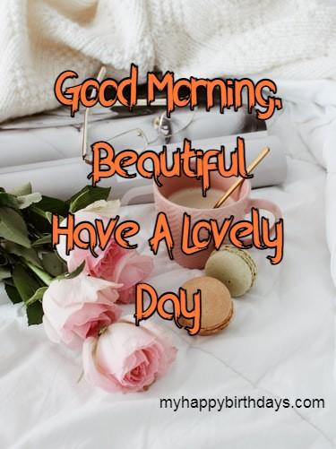 Good Morning Flowers 5