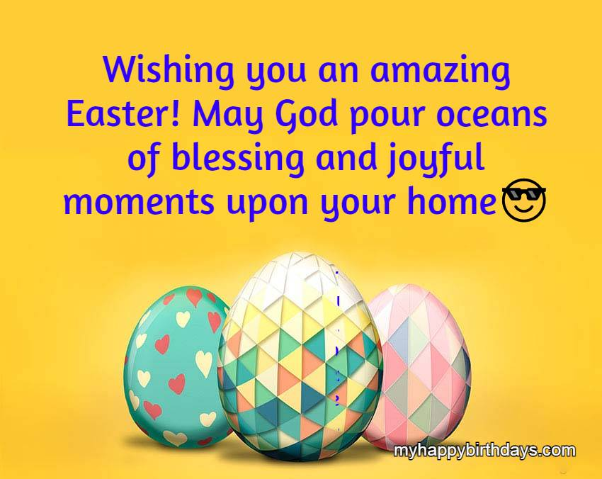 happy easter wishes for boss