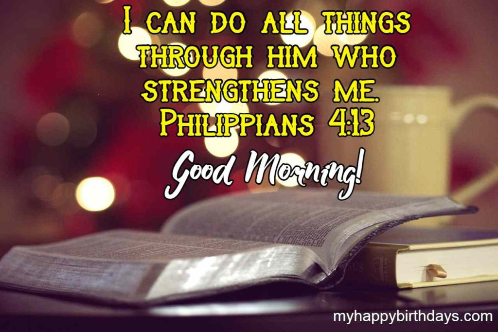 morning bible verses of the day image