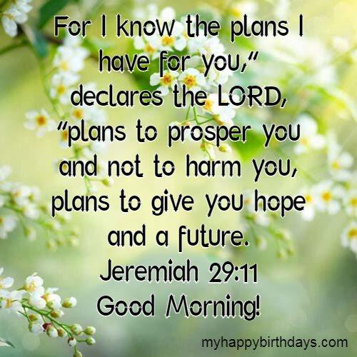 morning bible verses image