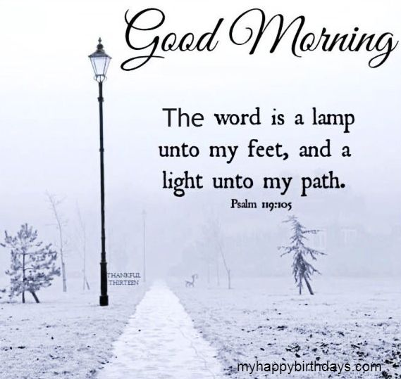 morning bible messages and quotes