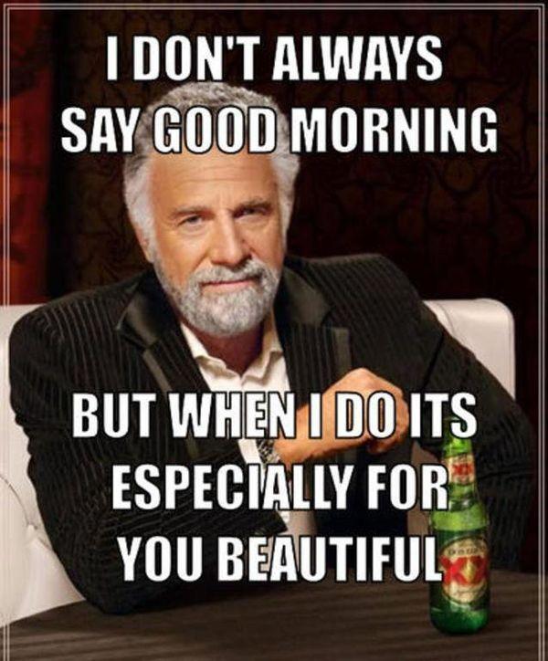 Best Good Morning Memes for Facebook