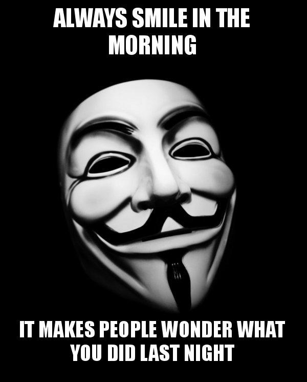 Always Smile Good Morning Memes