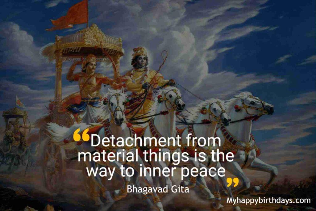 Best Bhagavad Gita Quotes