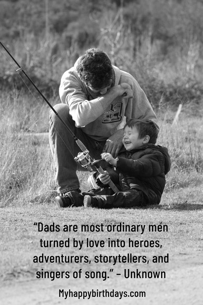 Happy Father's Day Quotes for Dads