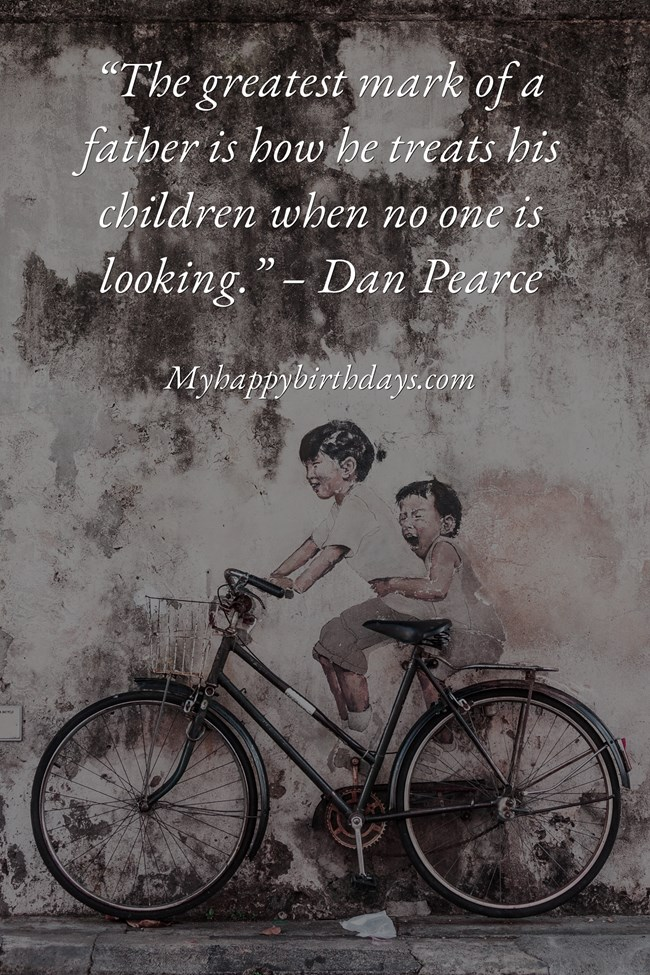 Happy Father's Day Quotes