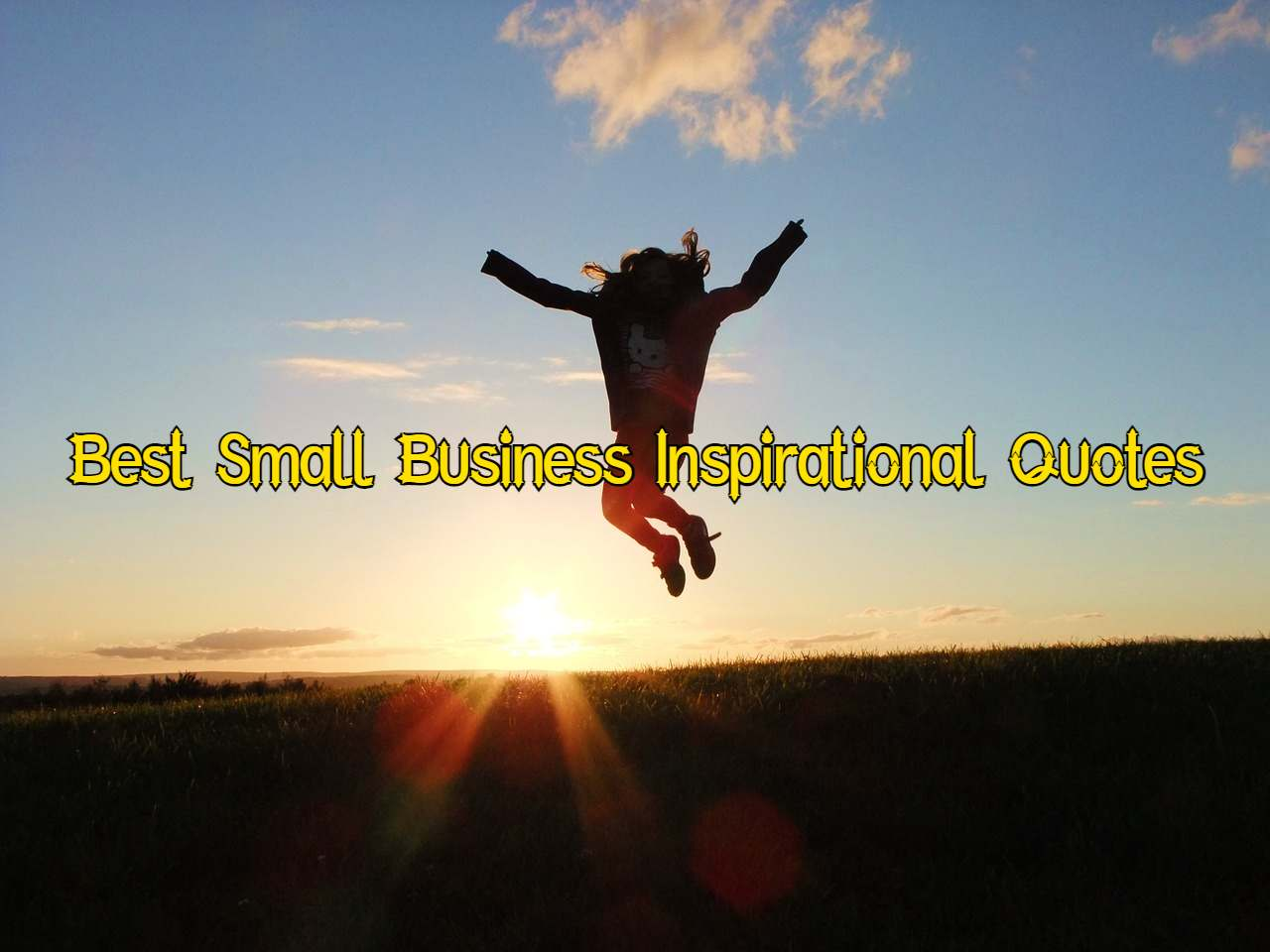 Small Business Inspirational Quotes