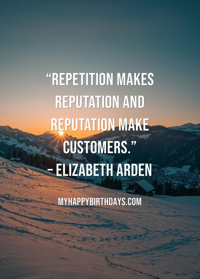 Small business Quotes For Customers