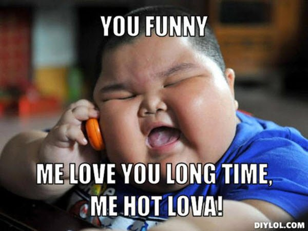 I love you meme