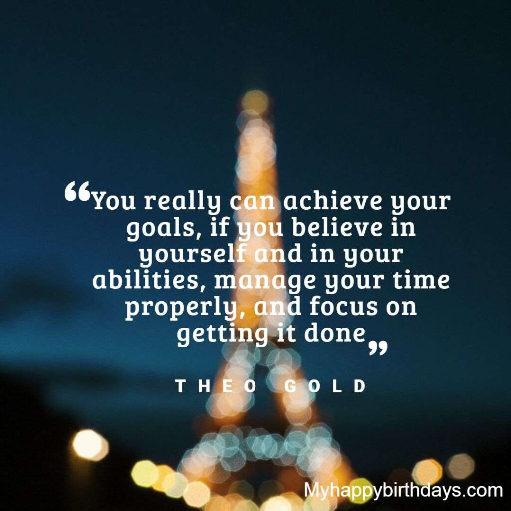 Believe In Yourself Quotes 10