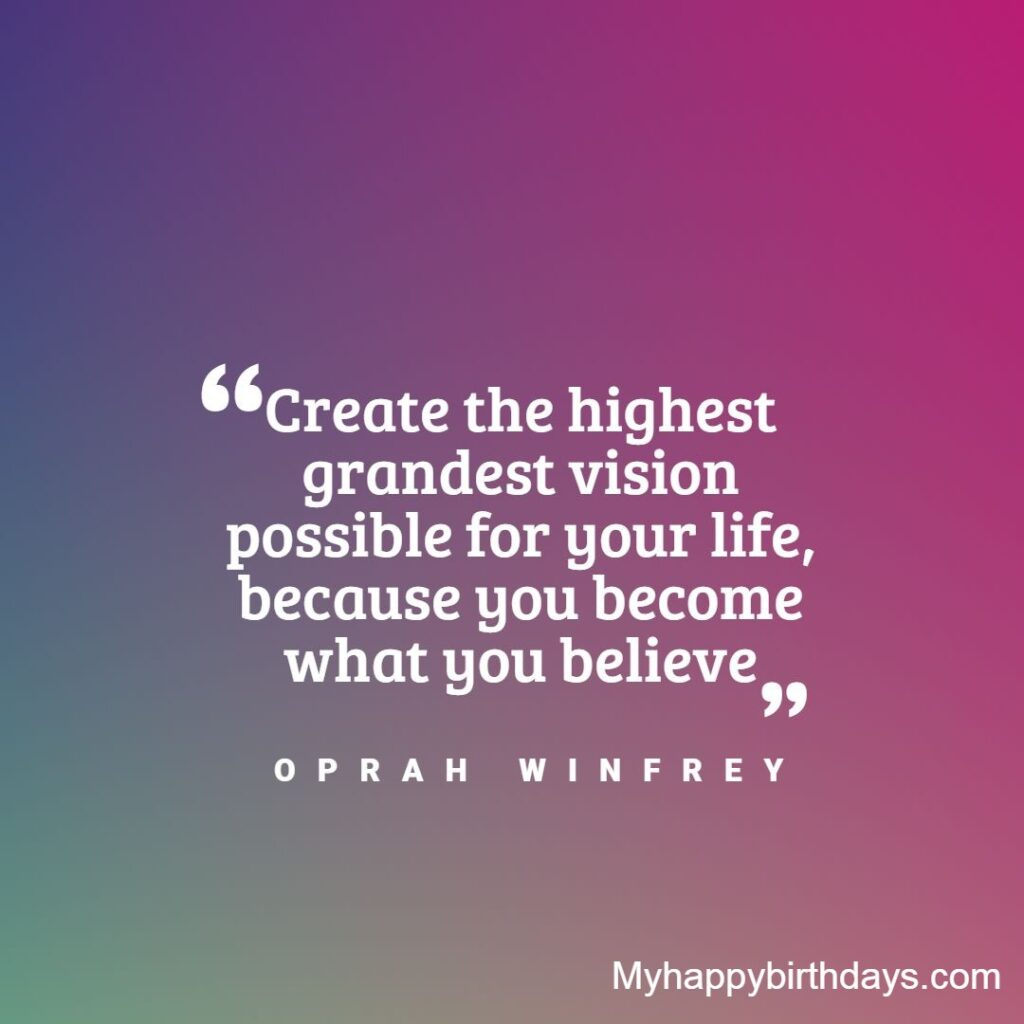 Believe In Yourself Quotes To Boost Your Confidence