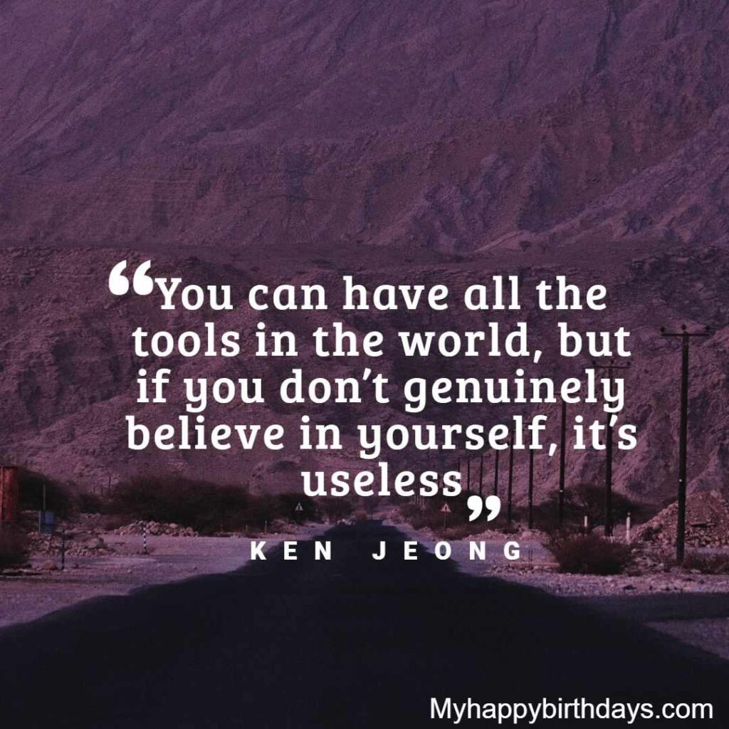Quotes About Believing In Yourself 2