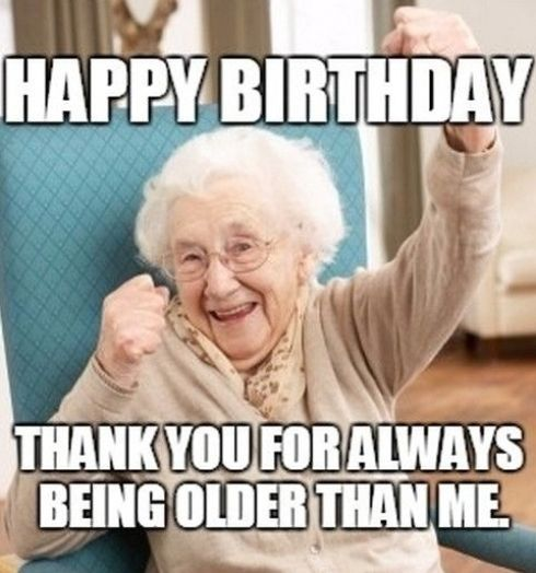 Funny Birthday memes 17