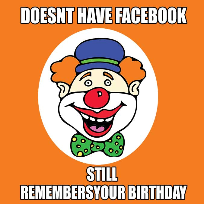 Funny Birthday memes 20