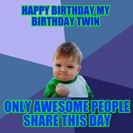 Funny Birthday memes 9