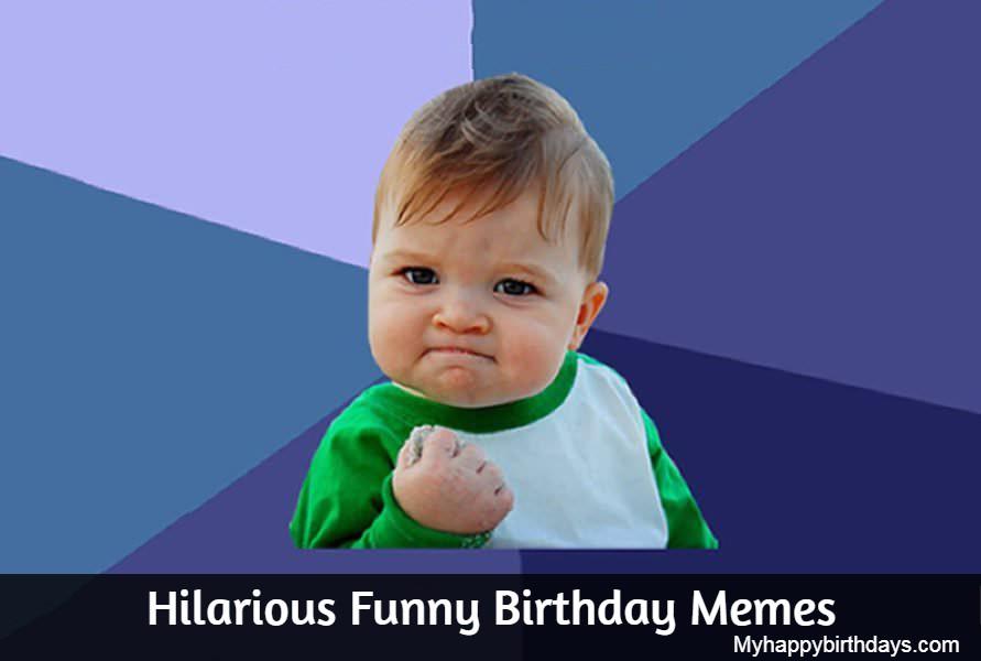 Hilarious Funny Birthday Memes | Happy Birthday Memes