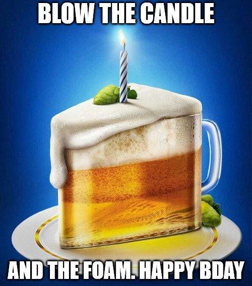 Funny Birthday memes 21