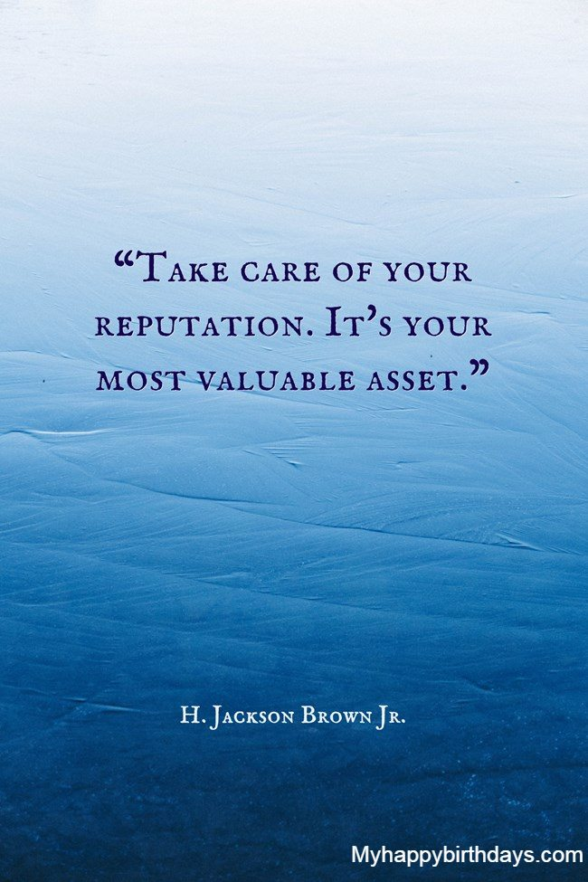 H. Jackson Brown Jr Quotes