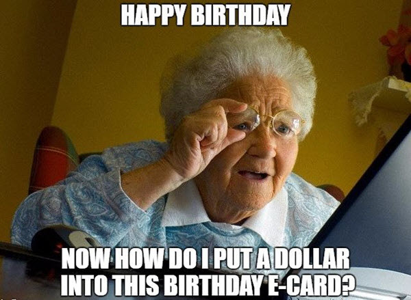 Happy Birthday Memes For Friends 2