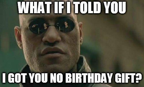 Birthday Meme For Her