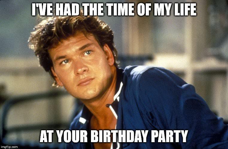 Birthday Meme For Girl