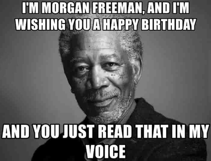 birthday meme for him