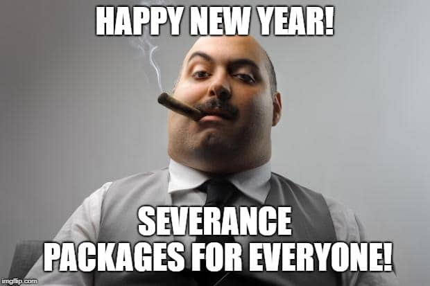 Severance Packages For Everyone