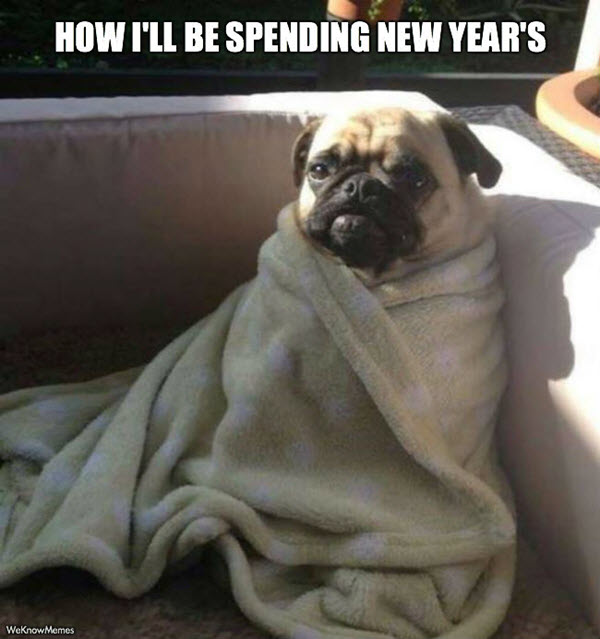 How I'll Be Spending New Year's